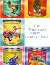 The Thursday Next Challenge, par Alice