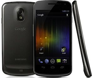 Top product: Samsung Galaxy Nexus