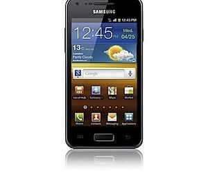 Samsung announces Galaxy S Advance