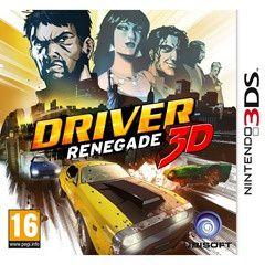 Top-produkt : Driver Renegade 3D