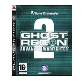 Jeu PS3 Tom Clancy's Ghost Recon Advanced Warfighter 2