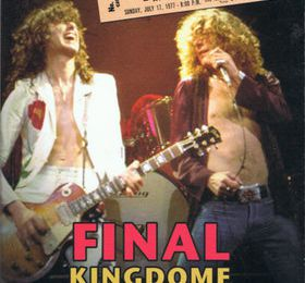 Final Kingdome - 1DVD (Boogie Mama) - Pro Shot