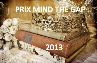Prix Mind The Gap 2013 : le lauréat.