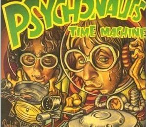 Mo' Wax - The Psychonauts / Time Machine (1998)