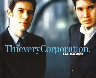 Thievery Corporation - DJ Kicks (1999)