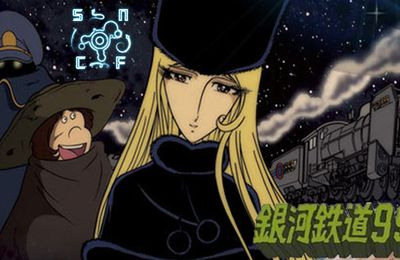 Galaxy Express 999 108 à 110 VOSTFR