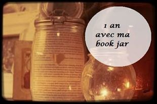 Challenge 1 an avec ma Book Jar