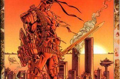Deathstroke the terminator 1980 - 911 symbolisme