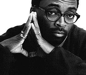 Spike Lee ▲ signe des mains