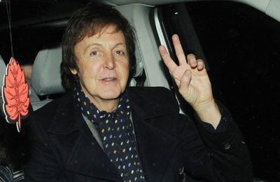 Paul McCartney - V signe