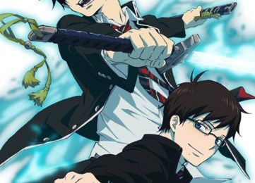 Ao no Exorcist [25/25] FIN VOSTFR HD