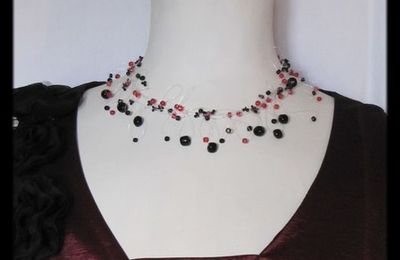Collier Frou-Frou