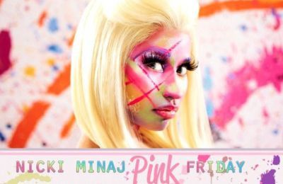 NICKI MINAJ ! PINK FRIDAY : ROMAN RELOADED .