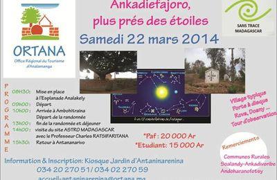Randonnée en périphérie de Tana - 22 mars 2014, ORTANA