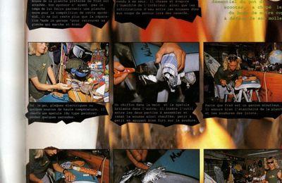Comment réparer son Bodyboard avec Fred Compagnon!!