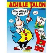 """""""Achille Talon - L'intégrale - T.1 à 14"""" de Greg"""