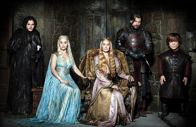 Game of throne - Le trone de Fer - saison 2