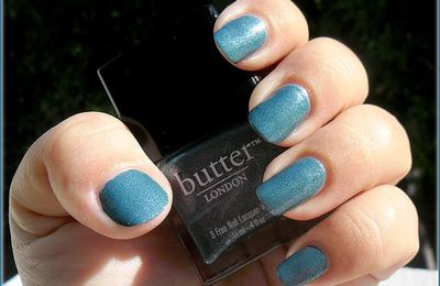 My first Butter London ^^