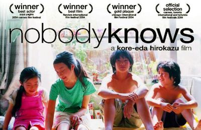 Nobody Knows (Dare mo shiranai), Irokazu Kore Eda, 2003