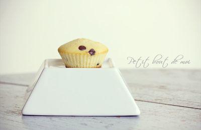 muffins pépites de chocolat et muffins aux spéculos
