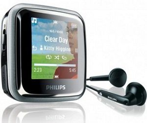 Lettore MP3 Philips Go Gear