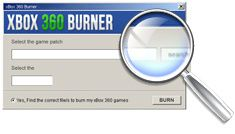 How to burn xBox 360 games to a DVD?