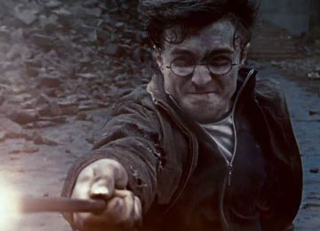 HARRY POTTER ET LES RELIQUES DE LA MORT-PARTIE2-L'affrontement-