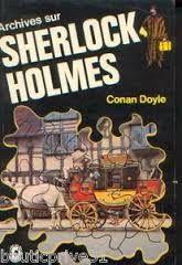 Archives sur Sherlock Holmes - Arthur Conan Doyle