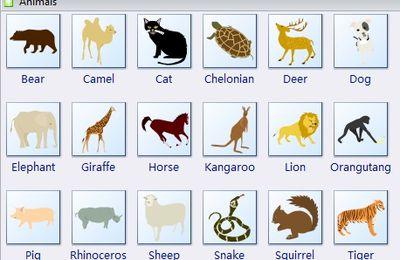 encore des animaux!