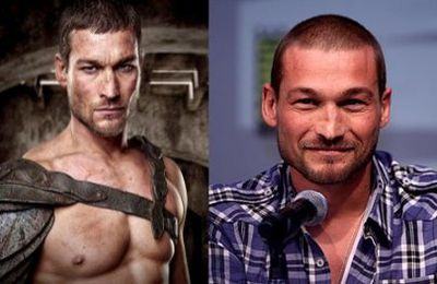 R.I.P Andy Whitfield dit spartacus !