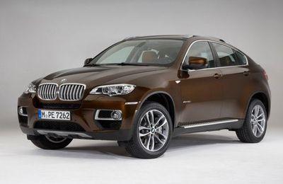 NUOVA BMW X6: ARRIVA ANCORA PIÙ POTENTE!