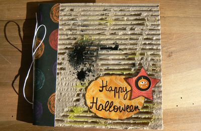 #153 - Mini album Halloween 10€