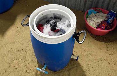 Lavadora - secadora sustentable