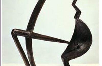 Giacometti - Homme et femme 1928