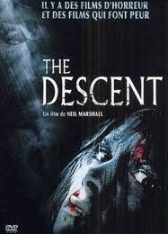 The Descent, Neil Marshall, épouvante-horreur britannique, 2005, 1h49, interdit -16 ans, +++