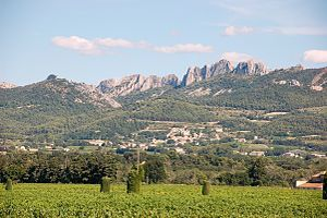 Two Sides of the Southern Rhone