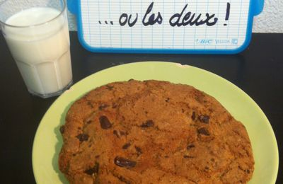 Cookie de géant