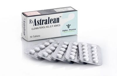 Build Muscle and Lose Fat with Astralean (Clenbuterol HCL)