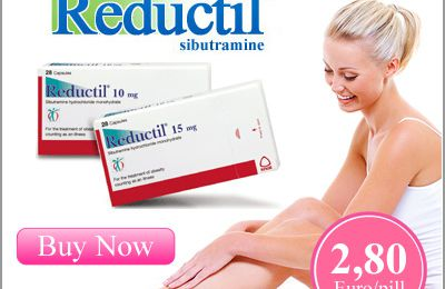 Reductil (Meridia) - Best Solution for Obese and Overweight People