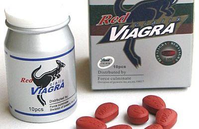 Viagra Red - a New Generic Viagra Form