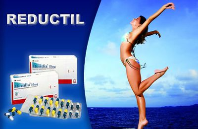 Benefits of Using Reductil/Meridia for Weight Loss