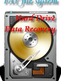How to Easily Recover Data from FAT File System Hard Drive?