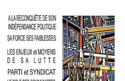 LUTTE DE CLASSE (ÉTAT FRANCAIS)