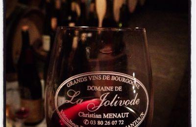 Mon escapade gourmande au domaine la Jolivode chez le vigneron Christian Menaut !