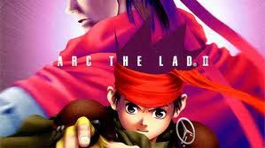 TEST : ARC THE LAD II ; PSN