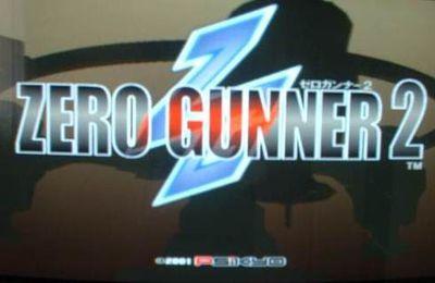 ZERO GUNNER 2 (Dreamcast ; 2001)