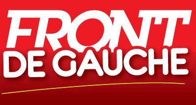 Le Front de Gauche part en campagne contre l'austérité!