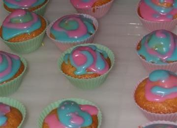 Cupcakes Ultra simples