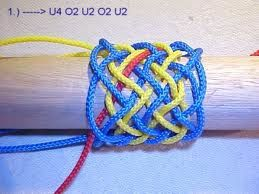 GRANT'S HEEL KNOT (in 3 colors)