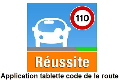 L'application androïd code de la route